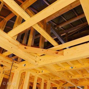 【桧家住宅】建築中の我が家見学レポpart2〜床板がついてた!〜