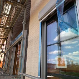 【桧家住宅】建築中の見学レポ〜外壁がついてますます家らしく!〜