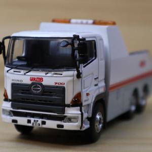 TINY 167 HINO 700 KMB Two Truck 日野 積載車