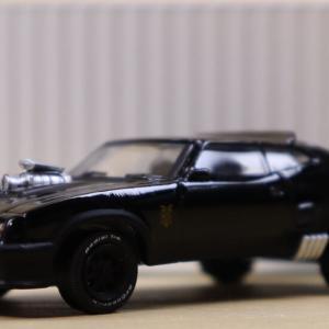 1/64 GREENLIGHT 1973 フォード ファルコン XB インターセプター マッドマックス