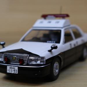 1/43 RAI'S トヨタ クラウン (GS151Z) 2000 警視庁所轄署地域警ら車両 (歌舞伎号)