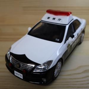 1/18 RAI'S トヨタ クラウン (GRS200) 2011 警視庁地域部自動車警ら隊車両(110)