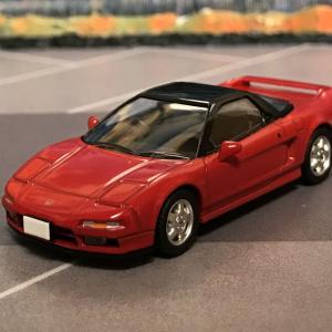 1/64 トミカリミテッドヴィンテージNEO HONDA NSX 90年式 赤 ホンダ