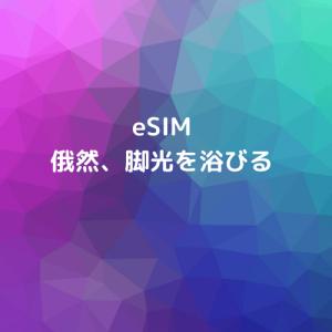 eSIMが突然脚光を浴びることに|総務省が圧力をかける手段