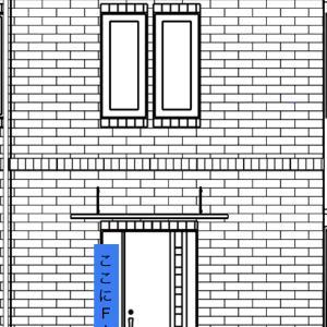 玄関ドアにFIX窓はどう組み合わせられる?