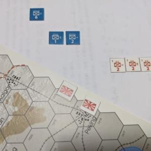 日中戦争ソリティア 26
