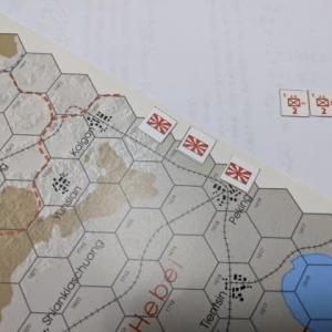 日中戦争ソリティア 27