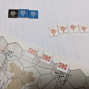 日中戦争ソリティア 28