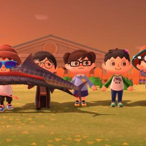 コロナ禍で外出自粛の中『あつまれ🌴どうぶつの森 オンラインゲーム大会』を企画・開催した