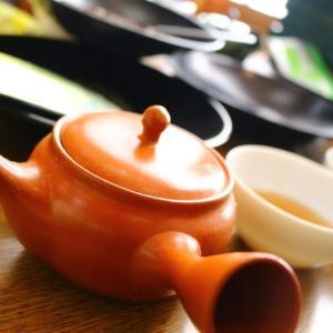 急須で淹れた緑茶 飲んでみませんか?