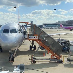 10ヶ月ぶりの飛行機「民間航空記念日」