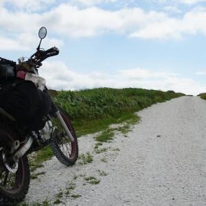 北海道バイクツーリングの稚内から猿払まで
