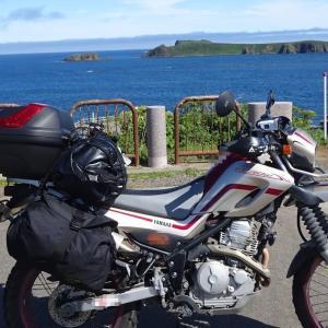 北海道バイクツーリングで礼文島を巡る