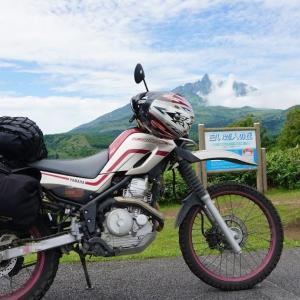 北海道バイクツーリングで利尻島を巡る