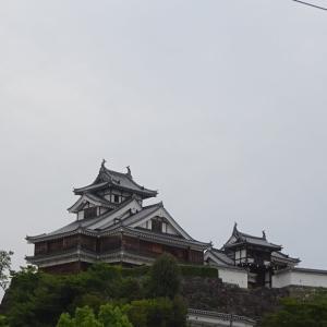 福知山を観光、福知山城をお城巡り!