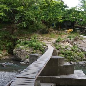 埼玉のキャンプ場『月川荘』でお肉を頂く!