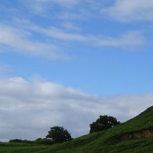 秋田の脇本城をお城巡り、稲庭うどんを頂きます!