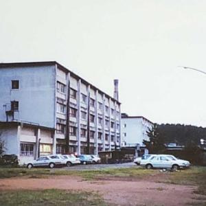 医学部一年生の時に滞在した六花寮(りっかりょう)