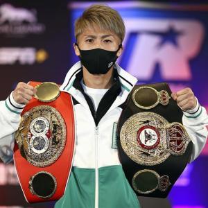 【ボクシング】WBAスーパー、IBF世界バンタム級王者・井上尚弥がマイケル・ダスマリナスにKO勝利で防衛戦に成功!!