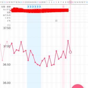 【漢方療法6周期目】~D18・高温期2日目~