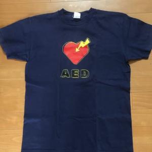紺のTシャツ 2