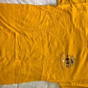 黄色いTシャツ 2