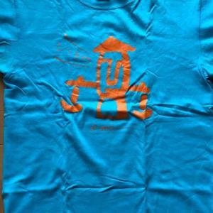 水色のTシャツ 2