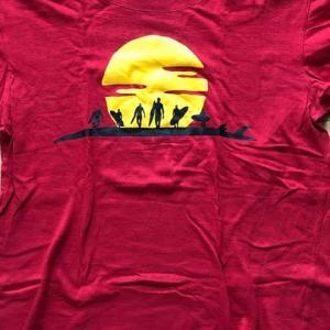 赤いTシャツ 2