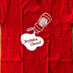 赤いTシャツ 3
