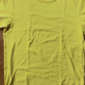黄色のTシャツ 4