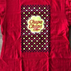 赤いTシャツ 4