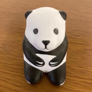 めでたいニュース(パンダ)