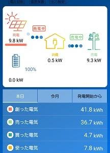 #26 一条 太陽光蓄電池パッケージの休日向けパワコン設定のしくじりM(__)M
