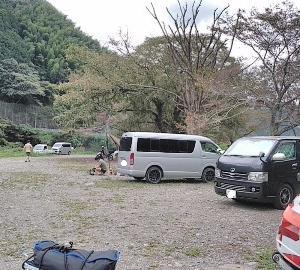 無料キャンプ場(清水区)