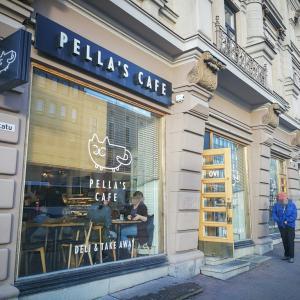【フィンランド】カフェ紹介 ②  ペッラスカフェ: PELLA'S CAFE 【タンペレ】
