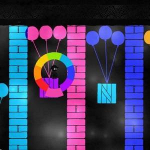 色で謎解きパズルゲーム「Hue」 7/10まで無料配布【Steamのセール情報も】