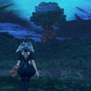 【ゼノブレイドDE】気になるシーンを撮ってきた 【マクナ原生林~サイハテ村】