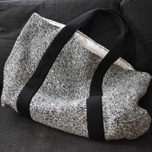 【SIDE SLOPE】HAND-KNIT Bag【ハンドニットバッグ】