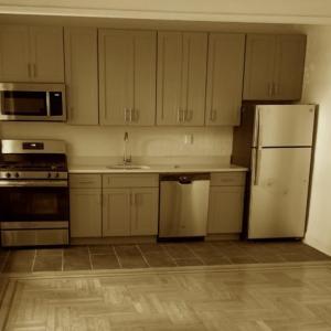 NYCアパートのキッチン事情