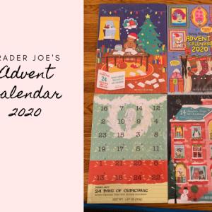 甥っ子のクリスマスギフト選びとTrader Joe's のAdvent Calendar 2020