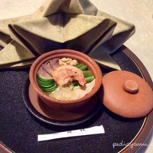 ミシュラン二つ星 湯谷温泉「はづ木」薬膳料理編
