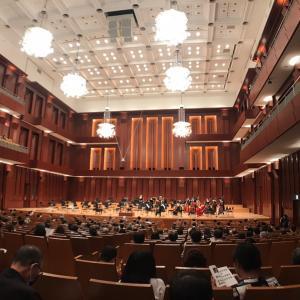 九州交響楽団の定期演奏会