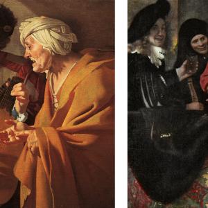 フェルメール「ヴァージナルの前に座る女」に秘められた意味 ~ロンドン・ナショナル・ギャラリー~