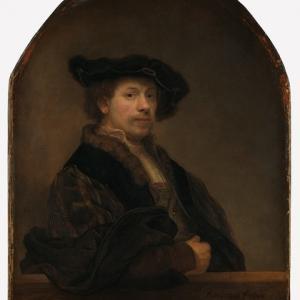 まさに別格 オランダ美術史最大の巨匠レンブラント「34歳の自画像」に迫る 第1回