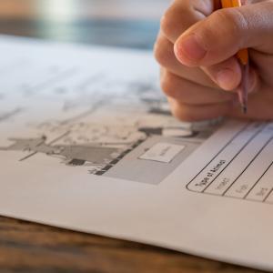6歳の息子〜「先取りで漢字の勉強」