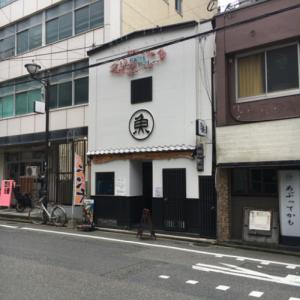 渡辺通「まつ永水産」刺身定食のコスパが過ぎるぜ!