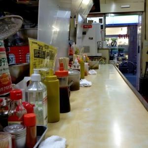 「山庄 渡辺通店」野菜炒めが甘くてうまくて不思議なんだよね