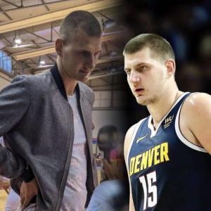 [NBA]  デンバー・ナゲッツ、ニコラ・ヨキッチ選手のBefore After