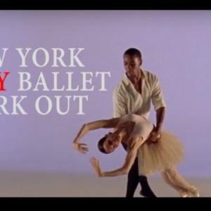 くるみ割り人形を思い出す〜ニューヨーク・シティ・バレエ   ワークアウト2