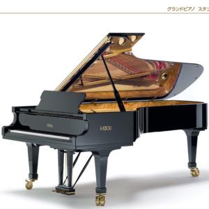 ファツィオリピアノのユニークさを生産台数から探る